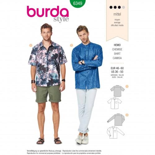 Burda Style Pattern - B-6349