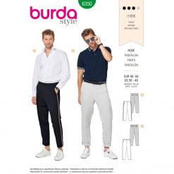 Burda Style Pattern - B-6350