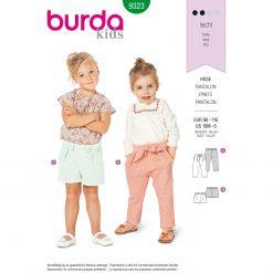 Burda Style Pattern - B-9323