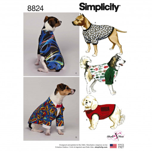 Simplicity Sewing Pattern - 8824-A