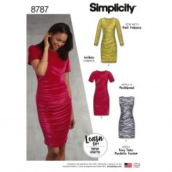 Simplicity Sewing Pattern - 8787-A