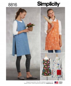 Simplicity Sewing Pattern - 8816-A