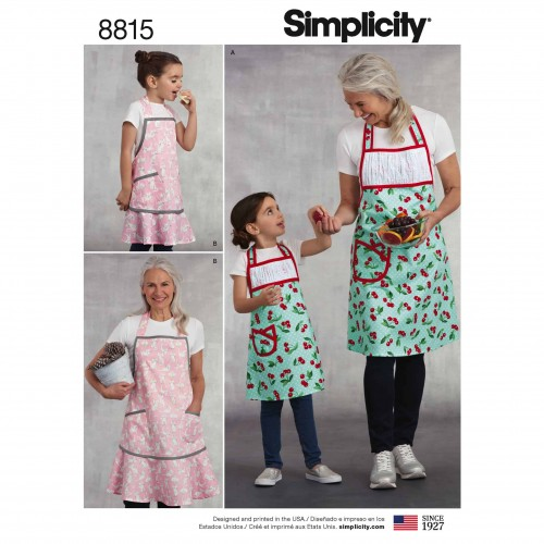 Simplicity Sewing Pattern - 8815-A