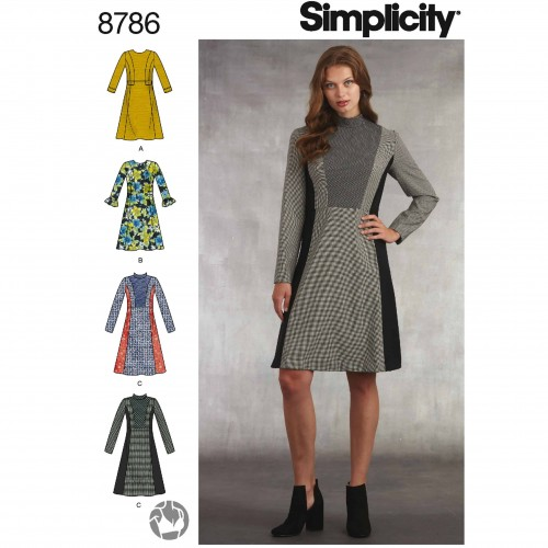 Simplicity Sewing Pattern - 8786-H5