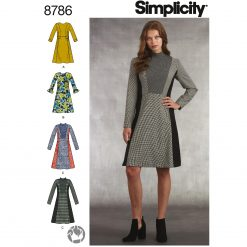 Simplicity Sewing Pattern - 8786-R5
