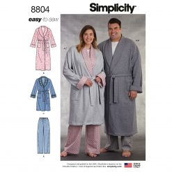 Simplicity Sewing Pattern - 8804-BB