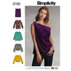 Simplicity Sewing Pattern - 8788-H5