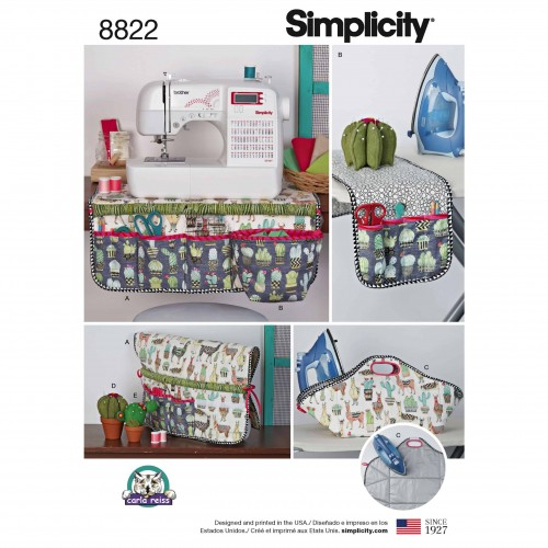 Simplicity Sewing Pattern - 8822-OS