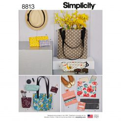 Simplicity Sewing Pattern - 8813-OS