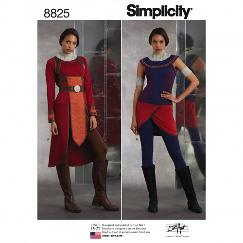 Simplicity Sewing Pattern - 8825-U5