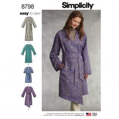 Simplicity Sewing Pattern - 8798-U5