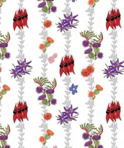 Aussie Flower Garden - Aussie Flower Stripe E