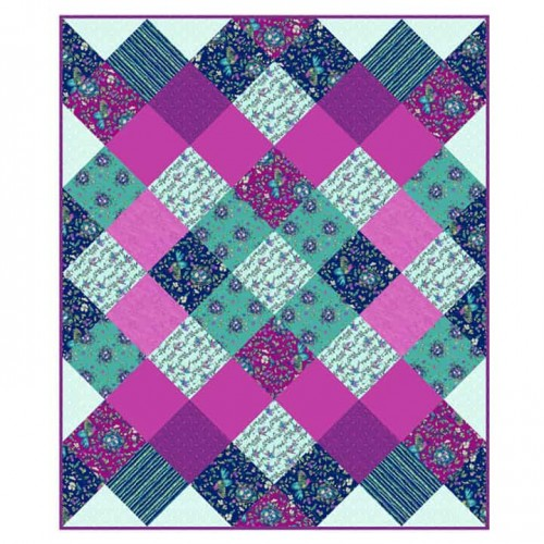 Stag and Thistle Quilting Pattern - PTN2604