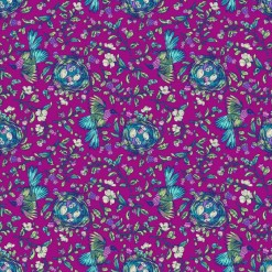 Stag & Thistle Fabric by Brett Lewis for Northcott Fabrics - 23305-28