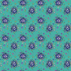 Stag & Thistle Fabric by Brett Lewis for Northcott Fabrics - 23306-66
