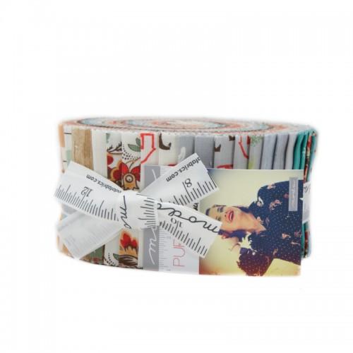 Moda Fabrics - Purebred II Jelly Roll 26120JR