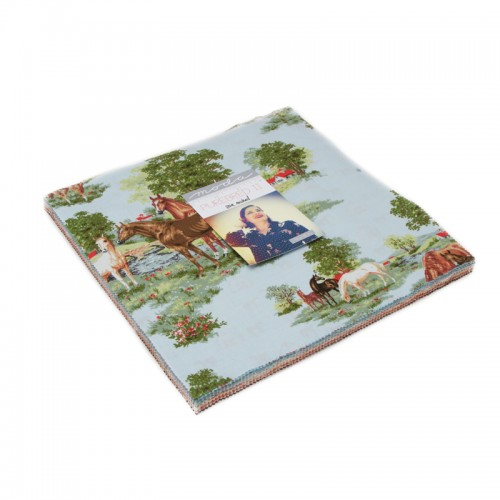 Moda Fabrics - Purebred II Layer Cake 26120LC