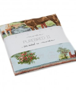 Moda Fabrics - Purebred II Charm Pack 26120PP