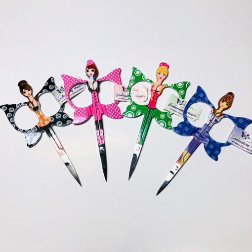 Embroidery Angel Scissors