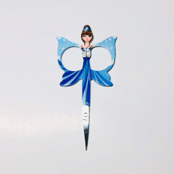 Embroidery Angels Blue