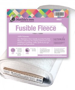 Matilda's Own Fusible Fleece - MN631