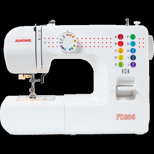 Janome FD206 Sewing Machine
