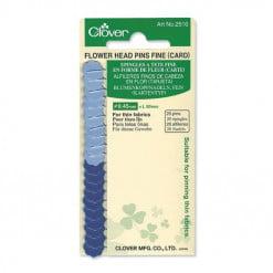 Clover Flower Head Pins 2510_1