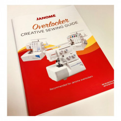 Janome Overlocker Creative Sewing Guide