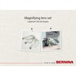 Bernina Magnifying Lens Set Box